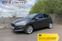 Ford Fiesta 1.0 T EcoBoost Titanium (s/s) 5dr