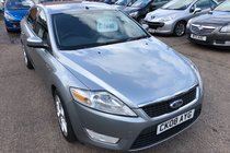 Ford Mondeo Zetec 2.0TDCi 140 PS