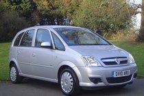 Vauxhall Meriva Club 1.4i 16v