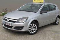 Vauxhall Astra Design 1.8i 16v VVT