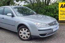 Ford Mondeo LX 16V A Very NIce Car Fully Warranted With AA Cover