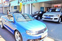 Volkswagen Eos CONVERTIBLE, SPORT TDI BLUEMOTION TECHNOLOGY