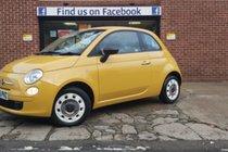 Fiat 500 POP BUY ZERO DEPOSIT & ONLY £32 A WEEK T&C APPLY