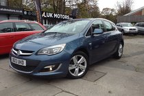 Vauxhall Astra SRI AUTOMATIC, PETROL, AN EXTREMELY SENSIBLE 11K MILES ONLY!!!