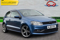 Volkswagen Polo BlueMotion Tech SE