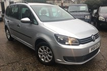 Volkswagen Touran S 1.6 TDI 105PS