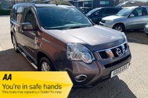 Nissan X-Trail DCI N-TEC PLUS MANUAL DIESEL 4 WHEEL DRIVE