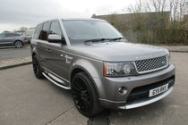 Land Rover Range Rover Sport TDV6 AUTOBIOGRAPHY