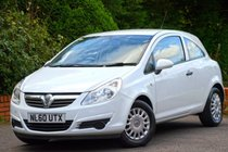 Vauxhall Corsa 1.0I 12V ECOFLEX S