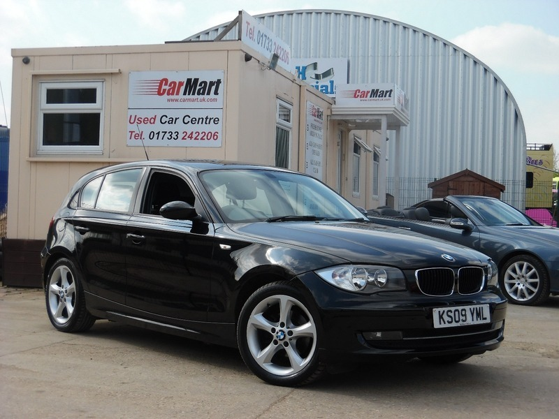 bmw 1 series 116d sport car mart. Black Bedroom Furniture Sets. Home Design Ideas