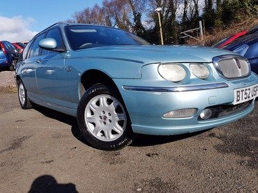 Rover 75 2.0 CDT CLUB SE TOURER