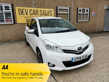 Toyota Yaris 1.33 Trend (Smart pack) 5dr