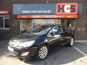 Vauxhall Astra 1.7CDTI 16V SE 125PS