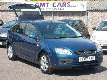 Ford Focus 1.6 SPORT 71,000 MILES SERVICE HISTORY