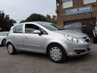 Vauxhall Corsa 1.4I 16V CLUB AUTOMATIC + FSH