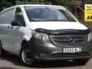 Mercedes Vito 114 BLUETEC FSH + ULEZ + NO VAT