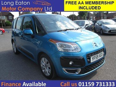 Citroen C3 1.6 HDI VTR+ (ONLY £30 TAX)