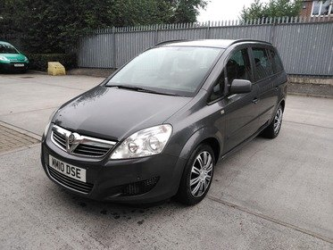 Vauxhall Zafira 1.7 TD ecoFLEX 16v Exclusiv 5dr*HPI CLEAR*RECENT SERVICE*ONE FORMER KEEPER*05/06/2018*FREE 6 MONTHS WARRANTY