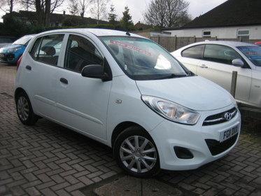 Hyundai I10 1.2 CLASSIC LOOK AT THIS MILEAGE!! £20 TAX