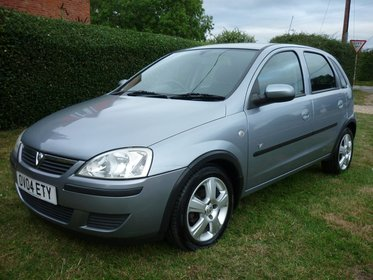 Vauxhall Corsa ENERGY 1.2 16V