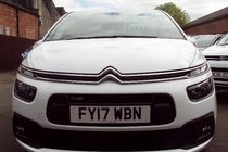 Citroen C4 Picasso 1.2 TOUCH EDITION PURETECH 110 6SP STOP/START