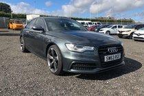 Audi A6 TDI QUATTRO 3.0L  S LINE BLACK EDITION