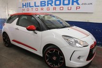 Citroen DS3 E-HDI AIRDREAM DSPORT RED