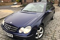 Mercedes CLK CLK220 CDI AVANTGARDE