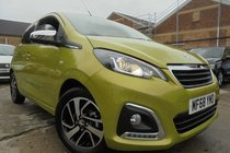 Peugeot 108 1.0 Collection 2 Tronic 5dr