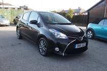 Toyota Yaris 1.4 D-4D Icon FULL SERVICE HISTORY ! FSH+SATNAV+CAMERA+BLUETOOTH