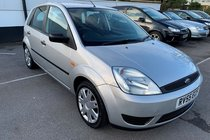 Ford Fiesta 16V STYLE
