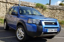 Land Rover Freelander TD4 SE STATION WAGON**SERVICE HISTORY**LONG MOT**