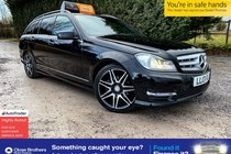 Mercedes C Class C250 CDI BLUEEFFICIENCY AMG SPORT PLUS