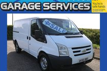 Ford Transit 350 MWB low roof twin sliding doors great condition **no vat** wood lined