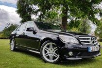 Mercedes C Class C200 CDI BLUEEFFICIENCY SPORT