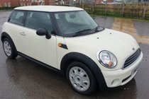MINI First - FULL MOT - FULL SERVICE HISTORY - ANY PX WELCOME
