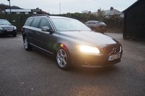 Volvo V70 D3 SE RARE AUTO ! SERVICE HISTORY ! FULL BLACK HEATED LEATHER ! 99% FINANCE APPROVAL !