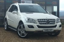 Mercedes M Class ML 300 CDI BlueEFFICIENCY Sport