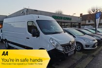 Renault Master LM35 BUSINESS PLUS ENERGY DCI S/R P/V