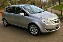 Vauxhall Corsa Design 1.4i 16v (a/c), FINANCE AVAILABLE