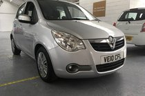 Vauxhall Agila CLUB AC ONLY 52600 MILES!!