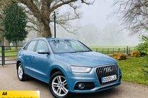 Audi Q3 TDI QUATTRO S LINE