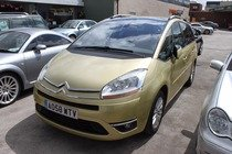 Citroen C4 Grand Picasso 2.0I HDI EXCLUSIVE EGS 138HP FSH Lovely Condition - £500 Off