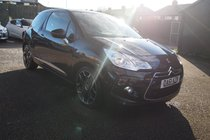 Citroen DS3 HDi 110 6-speed DSport FULL SERVICE HISTORY ! £20 A YEAR TAX !  GREAT SPEC ! 99% FINANCE APPROVAL !