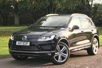 Volkswagen Touareg V6 R-LINE PLUS TDI BLUEMOTION TECHNOLOGY