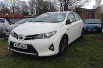 Toyota Auris VVT-I ICON PLUS 2015 HYBRID WHITE