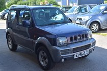 Suzuki Jimny JLX PLUS 4X4 * LOW MILES * PART LEATHER *