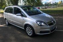 Vauxhall Zafira 16V CLUB
