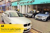 BMW 1 SERIES 120i M SPORT COUPE AUTO PETROL, ULEZ FREE