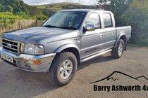Ford Ranger 2.5TD 4X4 SUPER CAB THUNDER 109PS
